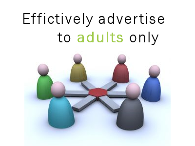 Adult Advertising Banner